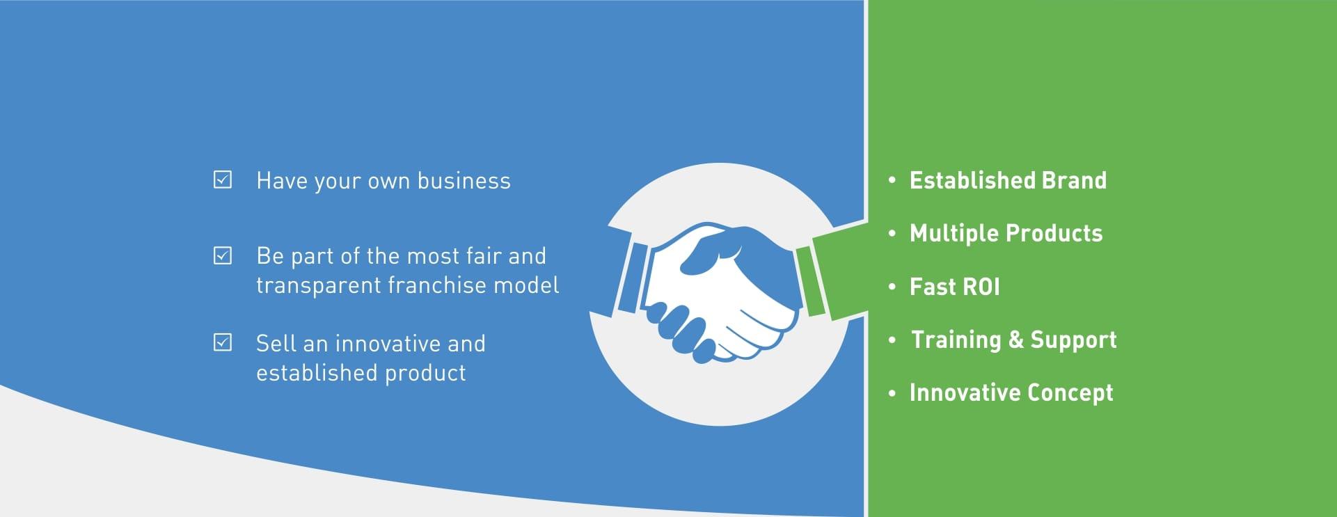 Big V Telecom Franchisee Business