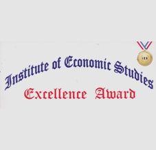 Big V Telecom Institute of Economic Studies Excellence Award