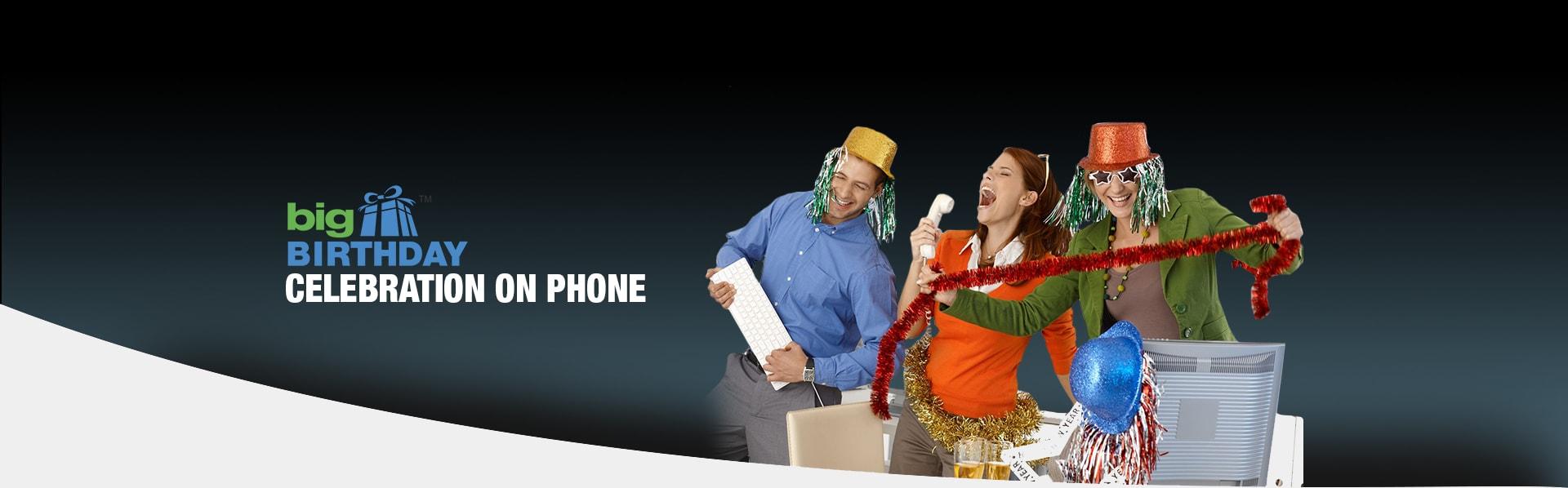 Big V Telecom - Big Birthday