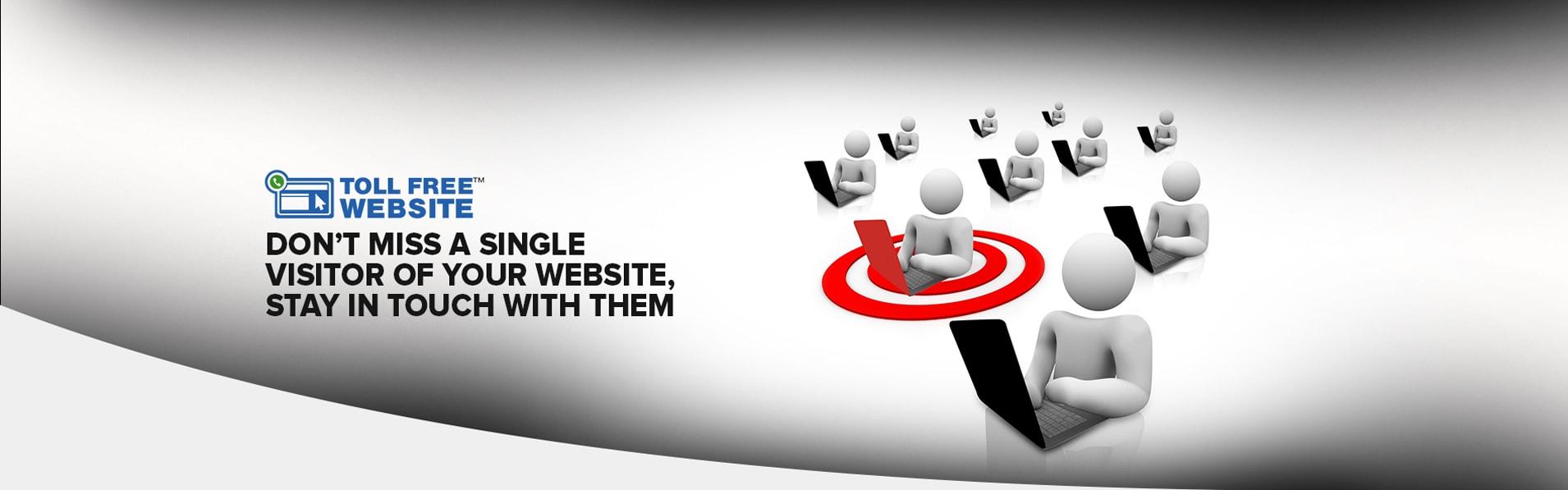 Toll free website- big v telecom